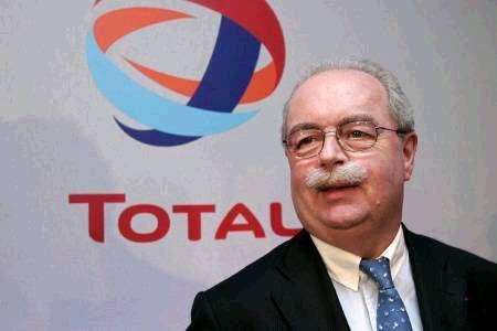 Stock-options Total … le portrait de Christophe de Margerie