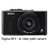 Comparatif Compacts : Sigma DP2
