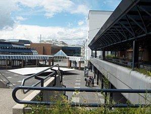 Le Mondial A3 2009 sur le campus de l'EPFL