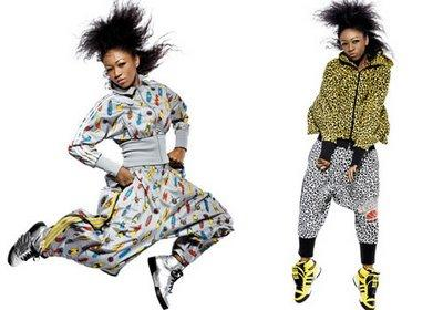 Jeremy Scott for adidas Originals Fall/Winter '09 Collection