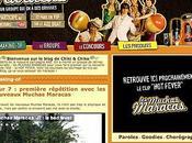 Muchas Maracas, groupe grosses…