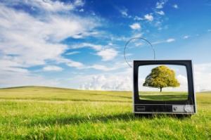 Télévision écolo
