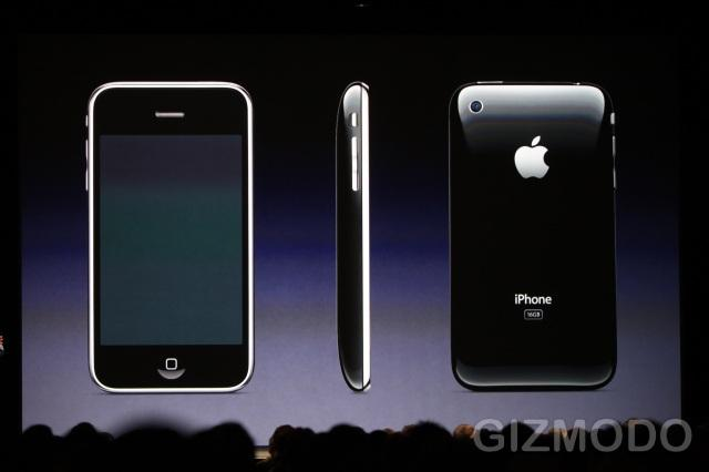 wwdc2009 757 Apple annonce que l'iPhone OS 3.0 sera disponible le 17 juin et lance l'iPhone 3G S