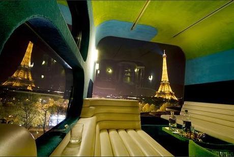 Un restaurant à Paris sur les toits du Palais de Tokyo