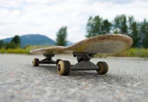 Skateboard (illustration)