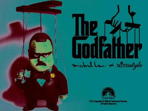 THE GODFATHER by MICHAEL LAU