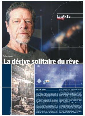 Gatien Moisan, une rétrospective au CNE