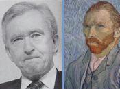 Pinault Arnault, têtes l'Art.