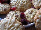 Biscuits glacés pommes flocons d'avoine
