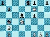 problème d'échecs jour Niveau Moyen