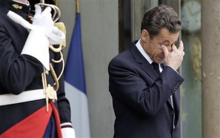 110ème semaine de Sarkofrance: Sarkozy, monocrate mais minoritaire.