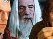 McKellen, Hugo Weaving Andy Serkis retour dans Hobbit