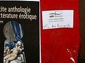 Petite anthologie littérature érotique */Gilles Guilleron