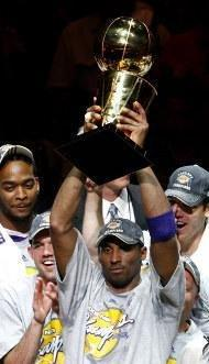 Les LAKERS champion NBA 2009