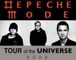 depeche mode, tour of the universe, rome, italie, rome en images