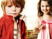 Burberry Enfant: l'âge l'innocence