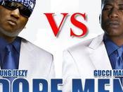 """Young Jeezy """"24-23″ (clash Gucci Mane Juiceman)"""