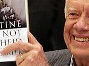 Jimmy Carter, retour Proche-Orient d'un émissaire anticipa.