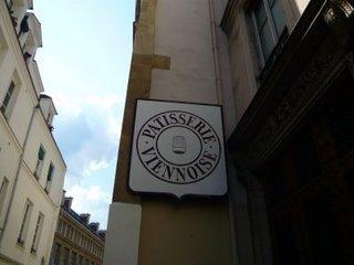 Une pâtisserie Viennoise à Paris