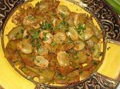 Salade fèves mcharmal