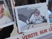 Lille, Marocains demandent l'arrêt tortures dans leur pays