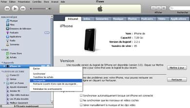 iTunes 8.2 jailbreak iphone 3.0