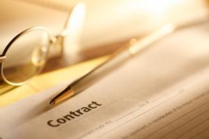 Contrat (illustration)