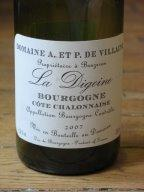 De relatives déceptions : Digoine de Villaine Pessac Haut Bailly 2006