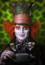 Alice au Pays des Merveilles : artworks + portraits