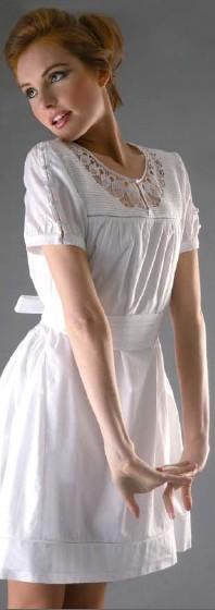 Sweet Blossom: la mode bio des jeunes filles en fleur!