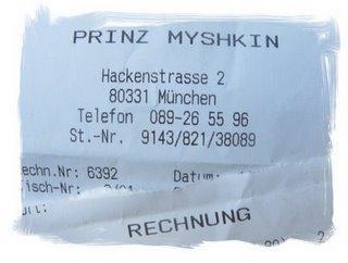 Prinz Myshkin
