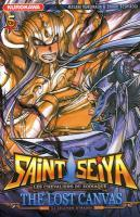 Saint Seiya (Les chevaliers du zodiaque), The lost Canvas T5