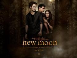 wallpaper twilight new moon