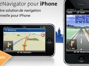 Navigon enfin iPhone
