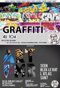 PARIS HIP HOP 2009 : SPECIAL GRAFFITI