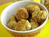 Simples bons comme falafels pois chiches épicés légers sans friture-