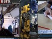 Transformers place réalité augmentée