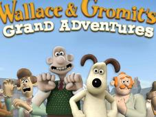 Wallace Gromit's Grand Adventure Episode