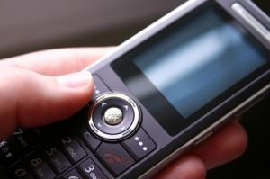 téléphone portable (illustration)