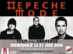 Tags : Depeche Mode, Stade de France, concert, Sound of the unvierse, Wrong, chanson, deernier labum, coffret 3 CD + 1 DVD, finale de coupe de France avec l'AJA, AJ Auxerre, football, 17 décembre 1984, Playing the angel