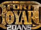 Fort Boyard fête avec émission spéciale