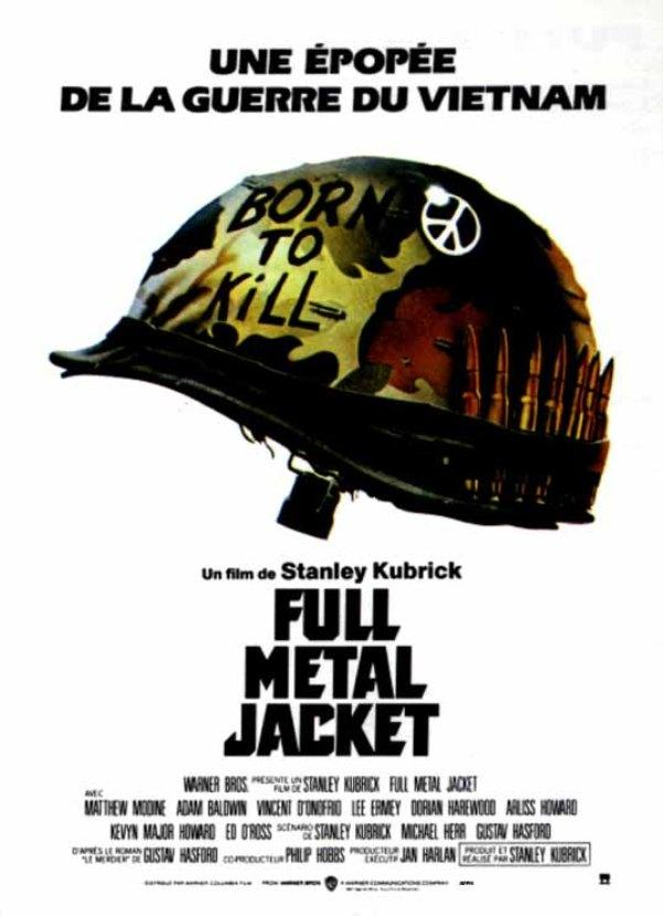 Full Metal jacket...brief d'antologie !