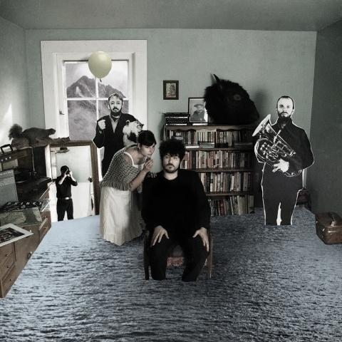 RICHARD SWIFT ::: The Atlantic Ocean