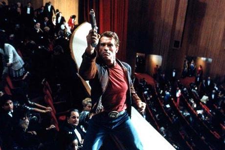 Arnold Schwarzenegger. Collection Christophe L.