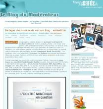 Embedit 208x220 BlOg'X Office #12 : petit medley du Web