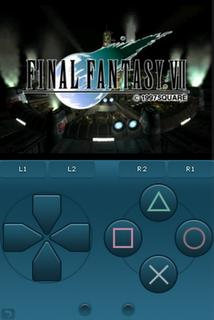 iPhone 3G S : FFVII émulé !