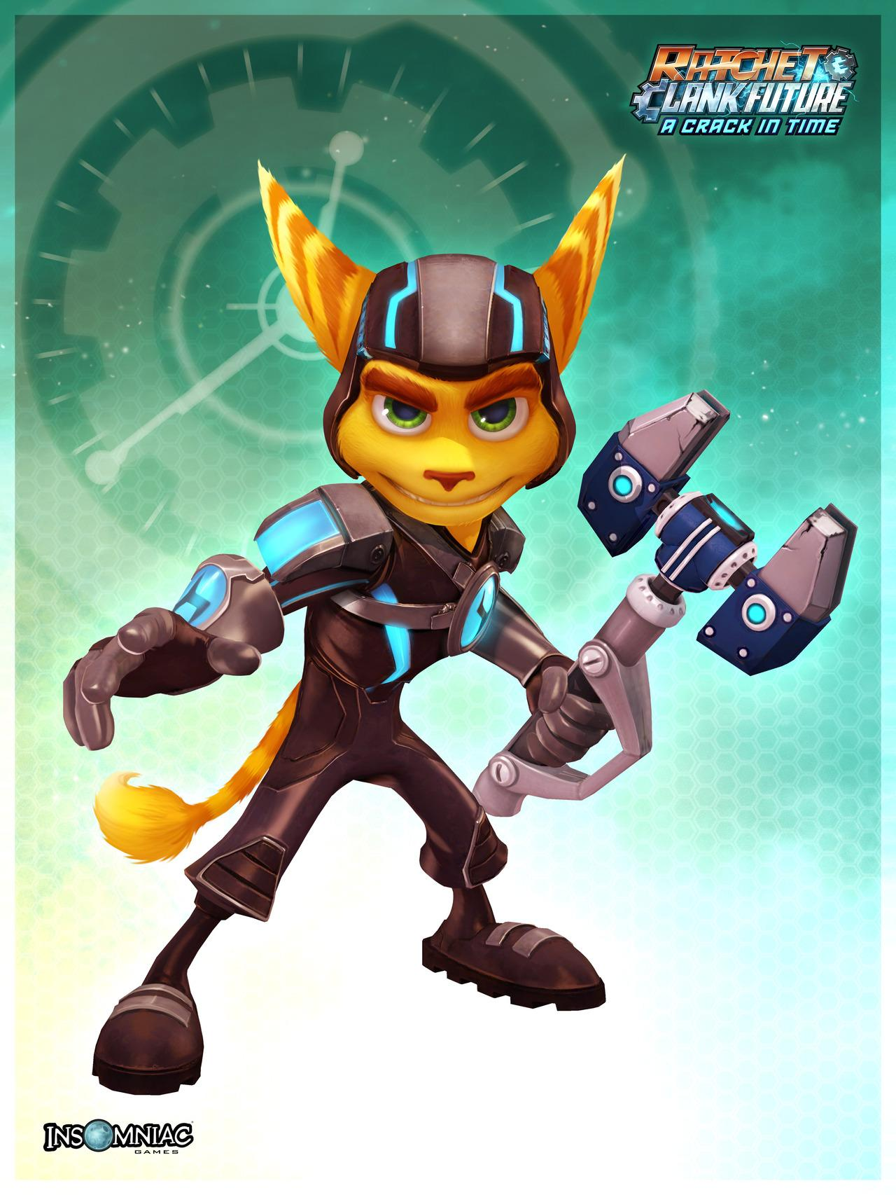 Ratchet and Clank reviennent sur PS3