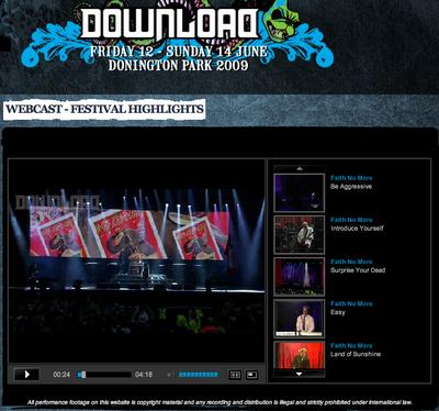 Download Festival - highlights
