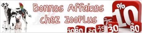 Bonnes affaires chez zooplus