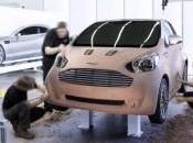 Aston Martin Cygnet base Toyota